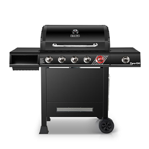 5-Burner Gass Grill_The Home Depot