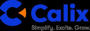 Calix Logo - tagline - main